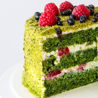 TOP-3 CAKES SUMMER SPECIAL