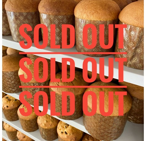 EASTER SOLD OUT